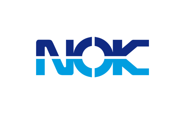 ユーザー様事例のご紹介-NOK株式会社-ロゴ