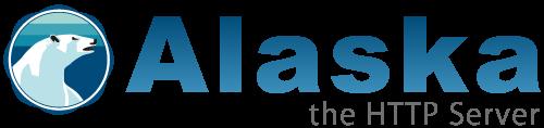 ALASKAロゴ