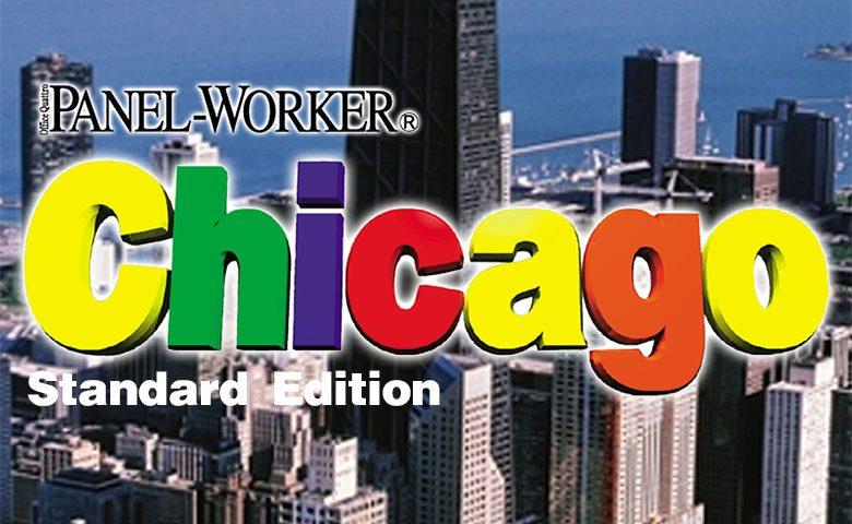 PANEL-WALKER-Chicagoのスタンダード版